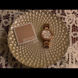 Michael Kors Rose Gold Women's Watch